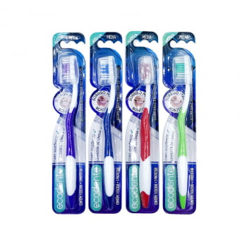 4 Escova de Dente Adulto - Sorriso Mais Bonito