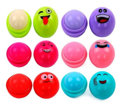 Lip Balm Hidratante Labial Emoji BFashion