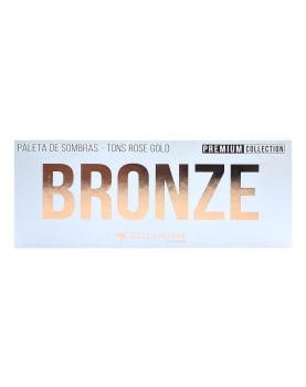 Paleta de Sombras Bronze