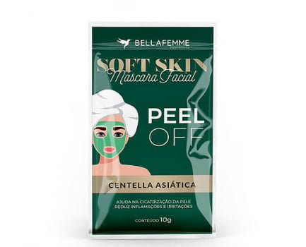 Máscara Peel Off Centella Asiática