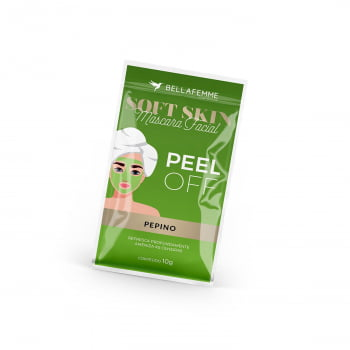 Máscara Peel Off Pepino