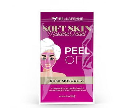 Máscara Peel Off Rosa Mosqueta
